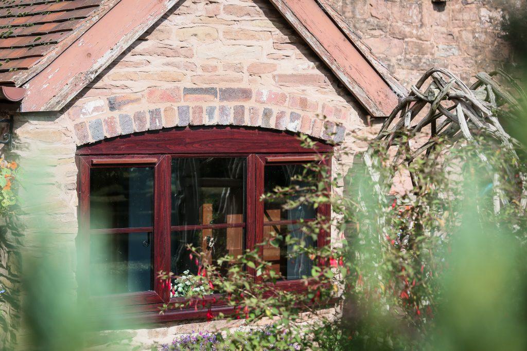 Colour Laminated Window