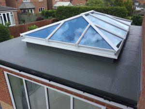 New Orangery Roof